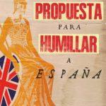 Portada del libro Propuesta para humillar a España