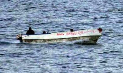 Embarcación rápida utilizadas por los piratas actuales