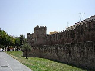 Murallas de Sevilla en España, los vikingos estuvieron